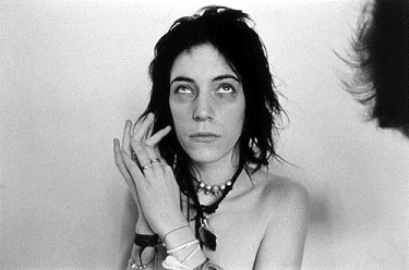 Patti Smith 375xYoung Patti Smith