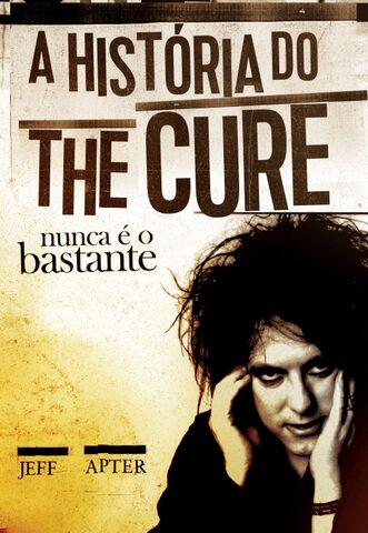the cure capa livro