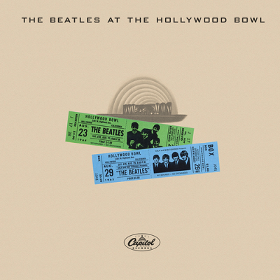 beatles at the hollywood bowl capa original-400x