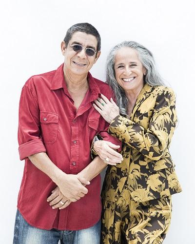 Zeca Pagodinho e Maria Bethânia VERT COR - foto Daryan Dornelles-400x