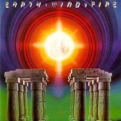 i am earth wind & fire capa-400x