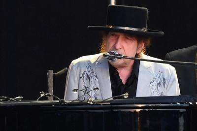 Bob Dylan Performa at Hyde Park - London