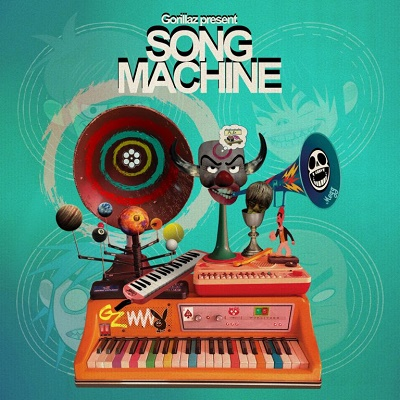 gorillaz capa song machine 400x