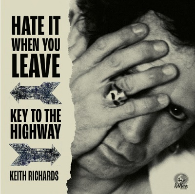 keith richards single 400x