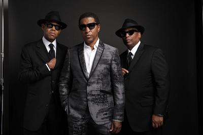 Jam & Lewis e Babyface por D-Nice-400x