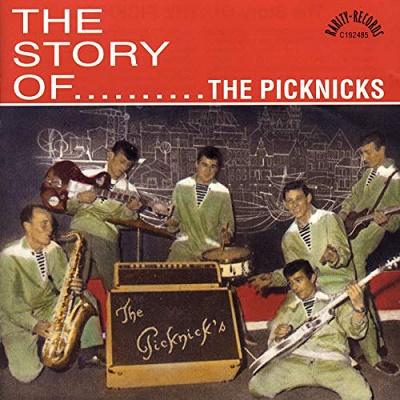 the picknicks capa cd