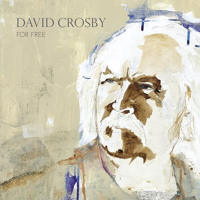 david crosby for free cover