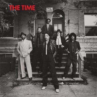 the time album 1981-400x
